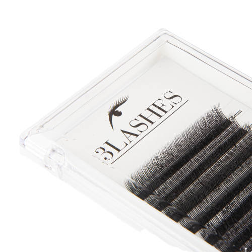Box Three Layer Lash Mix Extension Ciglia One to One 0.07 C