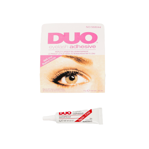 Colla Extension Ciglia per False Lashes Dark Tone