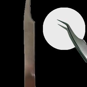 Pinza semidritta