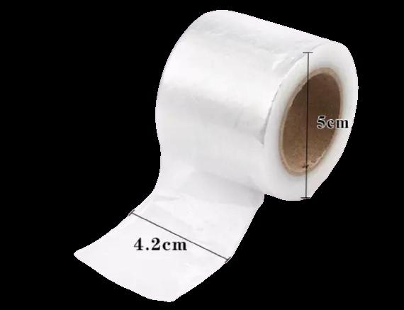 Pellicola trasparente per laminazione sopracciglia